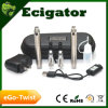 Ecigator más caliente Ego-Tuerce el kit del arrancador