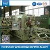 200L-210L Стальной цилиндр экструдера автоматическая сварка машины для производственной линии цилиндра экструдера