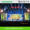 Módulo de interior flexible de la exhibición de LED de Chipshow P10