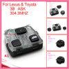 Interior remoto para auto Lexus com 3 identificação do FCC das teclas 314.3MHz: 60010