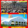 Алюминий ПВХ палатку в рамке для кривой крутящего момента для Церкви 500 человек местный гость