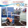 Chaîne de production simple de gaz de PE de vis et de pipe d'alimentation en eau (SJ-90/34)