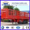 3 50 tonnes d'essieu Nouveau jeu semi-remorque plus Popualr en Chine