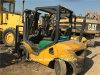 使用された3 Tons小松Forklift (小松3tのディーゼルフォークリフト)