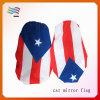국제적인 주문 푸에르토리코 차 미러 덮개 깃발