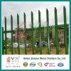 Galvanisierter Palisade-Zaun/Puder-überzogener Sicherheits-Park-Yardpalisade-Zaun