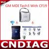 Technologie van uitstekende kwaliteit 3 van WiFi GM Mdi Tech3 Veelvoudige Kenmerkende Interface met Laptop van Panasonic CF19 Volledige Reeks Klaar te gebruiken