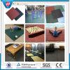 Квадратная резиновый плитка/рециркулирует резиновый плитки плитки/резины спортивной площадки