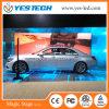 Flexibler LED-Vorhang-Bildschirm für Innenstadiums-/Ereignis-Hintergrund