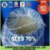 Solfato laurico SLES 70/N70 dell'etere del sodio detersivo delle materie prime