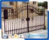 Craft lujoso moderno puerta de hierro forjado