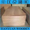 madera contrachapada comercial de 18m m para pila de discos con base del álamo