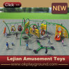 L'Afrique du Sud Amusement Park Outdoor Playground pour Children avec Certificate Approved