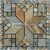 Mosaico de la pizarra para el azulejo de suelo del revestimiento de la pared