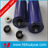 Transporte Impact Idler Roller para Cleaning, Rubber Disc Return Roller, Carry Idler, Impact Roller, Belt Conveyor Idler