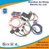 Câble équipé par radio bi-directionnel de fil de Molex de connecteur