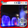 Grand jardin en cascade en plein air Fontaine décorative de danse musicale décorative