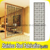 거실을%s Decorative 실내 Stainless Steel 룸 Divider