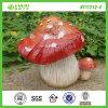 Venda por grosso de jardim de resina decoração Cogumelo (NF11213-4)