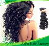 Cheveux de trame de Vierge humaine d'Idian de prix de gros de gros (bouclés crépus)