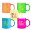 Nuevamente taza de café de cerámica Shinning del color del producto