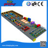 Коммерческие Trampolines Kidsplayplay парк со многими играми ниндзя курс
