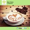 Não desnatadeira do café da leiteria usada como o tipo do café instantâneo