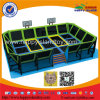 Trampoline interno do exercício de Hotest da aptidão do parque dos miúdos ou dos adultos