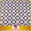 14 Yeas ткань опыт полиэстер хлопок жаккард геометрические закругленные шаблон диван мебель
