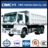 Camion à benne basculante de Sinotruk HOWO 6*4 371HP Euro2