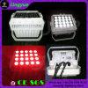 Indicatori luminosi esterni professionali di PARITÀ 20X12W RGBW della fase LED di DMX