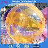 Sfera umana dell'acqua della sfera dell'acqua di colore di TPU dell'aerostato arancione del Aqua