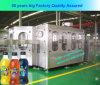 Máquina de rellenar de la alta calidad del jugo automático de la botella de cristal