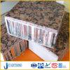 Le granit décoratif de panneau aiment le panneau en aluminium de nid d'abeilles pour la décoration extérieure de mur