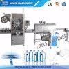Automatische Plastikflaschen-Hülsen-Kennsatzshrink-Maschine