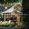 De Tent van Glamping van de Tent van de Pagode van de Tent van de Safari van de Luxe van het aluminium voor het Kamperen