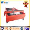 Máquina del CNC del cortador del plasma para el precio del acero suave del cobre del metal