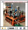 Volledig Automatisch pvc dekt de Dekking die van de Fles af Machine voor de Fles van het Water maken (gelijkstroom-C600)
