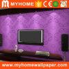 Fournisseur à la maison intérieur de papier peint du panneau de mur de décoration 3D pour le bureau