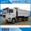 De gloednieuwe 6*4 Vrachtwagen van de Stortplaats van Shacman