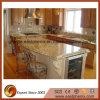 Gele Countertop van de Keuken van het Graniet van de Rivier