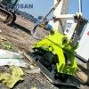 유압 Compactor, Hydraulic Metal Compactor, Excavator Cat 320d2 Cat324D를 위한 Plate Compactor