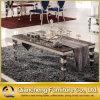 Tavolino da salotto dell'acciaio inossidabile di 4 Seater