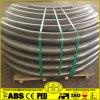 Coudes de tuyauterie d'acier du carbone du groupe 3D/5D ASME B16.49 de Hebei Haihao