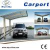 Pabellón del balcón de la hoja del policarbonato de la aleación de aluminio de la alta calidad (B-800)