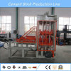 Machine de fabrication de brique Qt10-15 Brûler-Libre concrète hydraulique