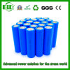 18650 2600mAh recargable de iones de litio / 3.7V batería de litio táctil luz de la linterna / la batería de litio