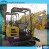 クローラー掘削機の小型掘削機/小型坑夫