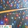 Panno a prova di fuoco LED della stella della decorazione del contesto della festa di compleanno della fase del DJ