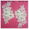 Perler le motif attaché et coloré Sequined de lacet de l'usine Vf-035